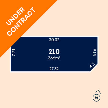 Lot 210 - under contract